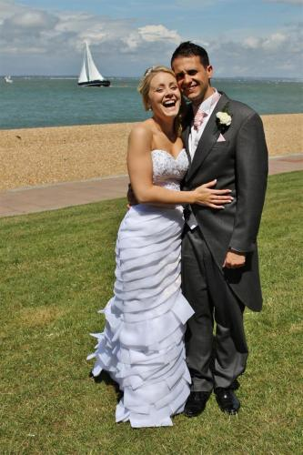 Bride and Groom Isle of Wight (12)